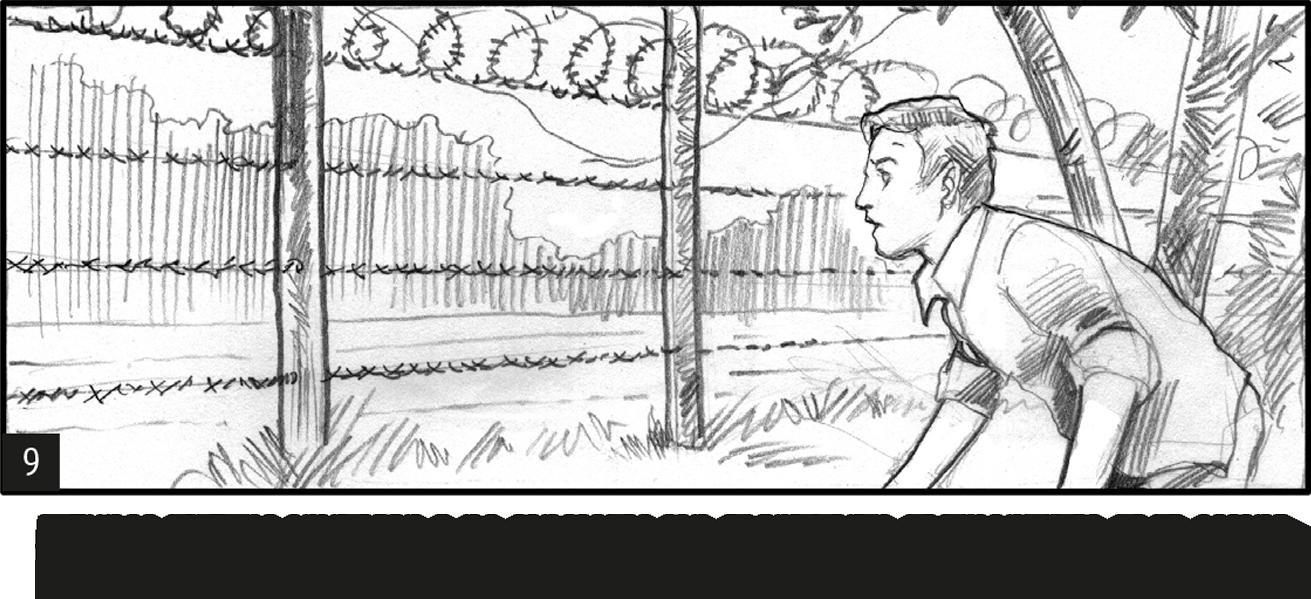 SECUENCIA I: EL JOVEN ALEMÁN